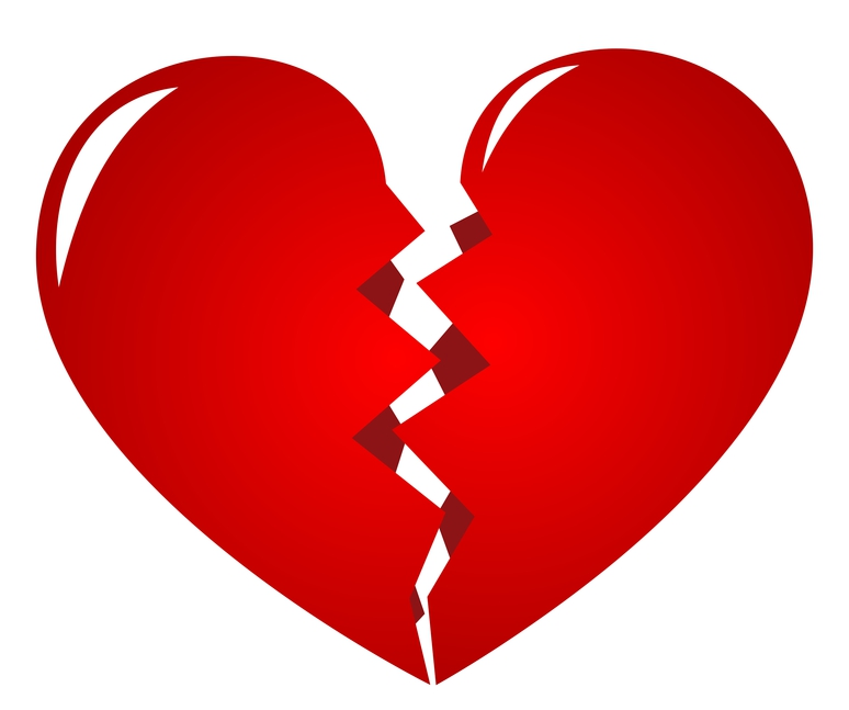 Broken heart syndrome and stress mental healthy