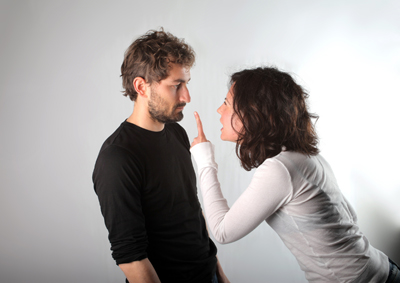dealing with anger in a relationship