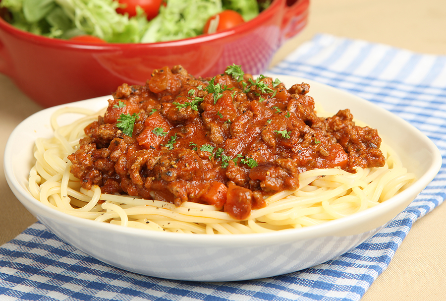 Bolognese Sauce | Mental Healthy