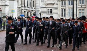 Veterans' Parade, London