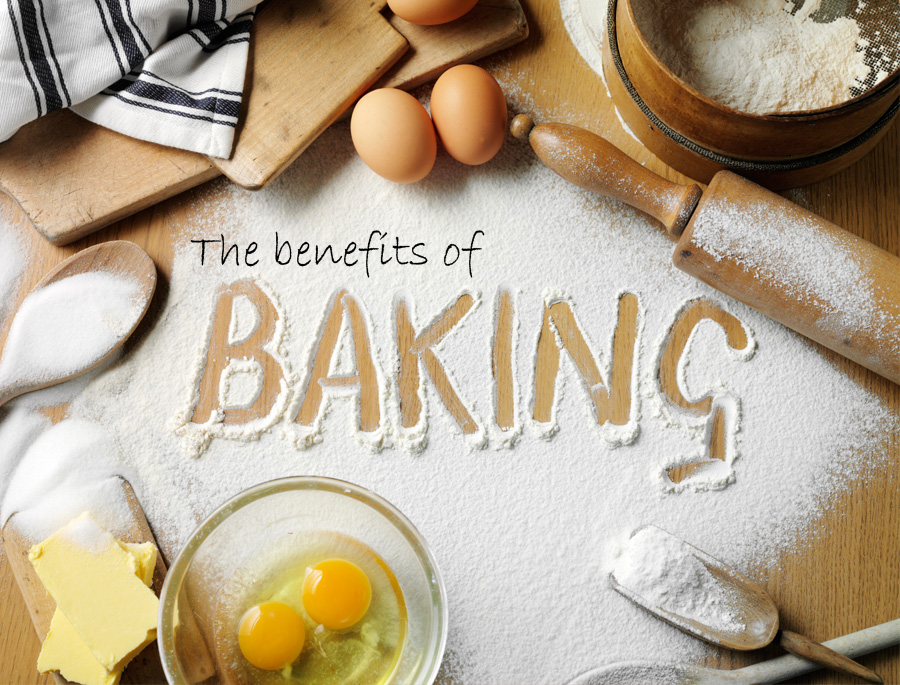 The therapeutic benefits of baking